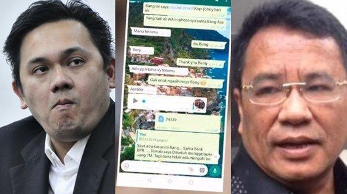 Farhat Abbas Bongkar Chat WA Korban Pelecehan 'Minta Foto Seksi' yang Diduga Dilakukan Hotman Paris