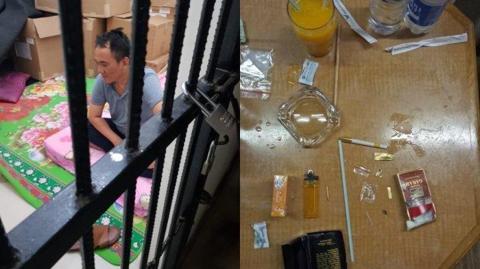 Politisi Partai Demokrat Andi Arief Terjerat Kasus Narkoba, Ini Foto Penangkapan dan Barang Bukti