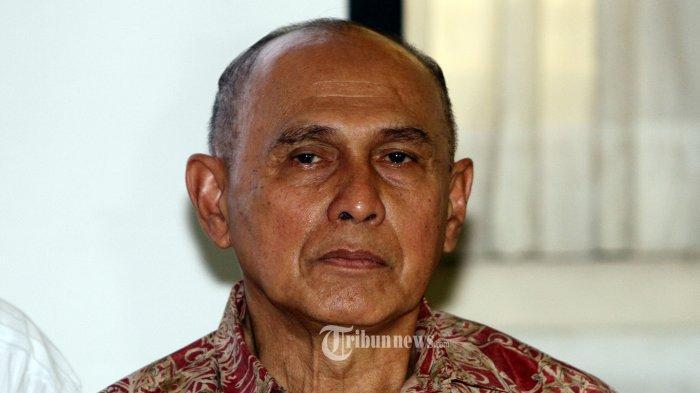 Kivlan Zen Tersangka Makar, Sekelompok Purnawirawan TNI Terlibat Rusuh 22 Mei