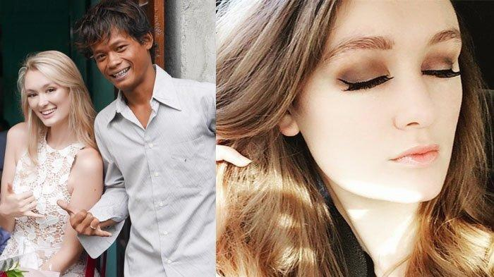 Nur Khamid & Polly Alexandria Selama Ini Terlihat Romantis, Kini Sang Bule Cantik Disebut Selingkuh