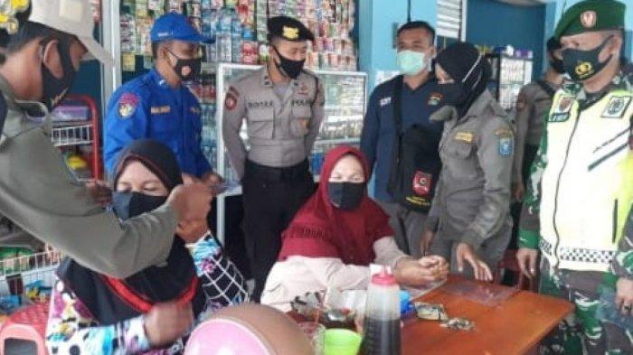 Operasi Gabungan Yustisi Polres Bangka Tengah Penerapan Protokol Kesehatan di Tempat Wisata