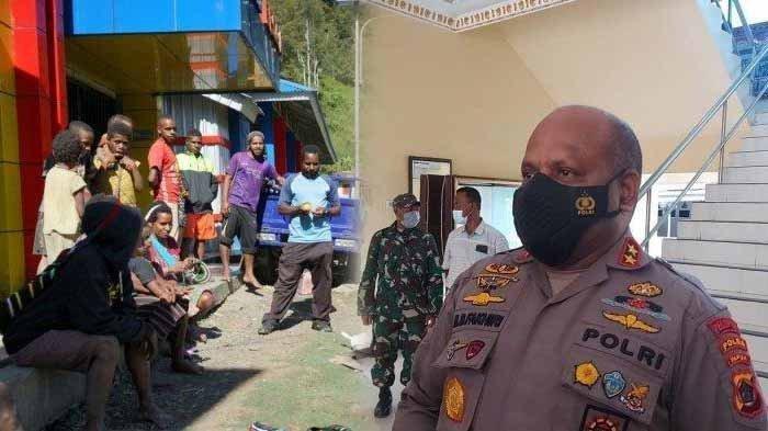 Aksi Teroris KKB Papua Tembak Siswa SMA, dan Bacok Kepala Korban Usai Terima Telpon tak Dikenal