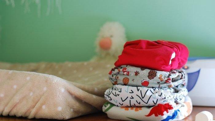 Kenali Kelebihan dan Kekurangan Popok Kain Bayi Baru Lahir