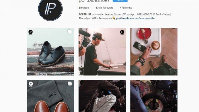 Jualan Sepatu di Facebook dan Instagram, Omzet Pria Ini Bisa untuk Beli Pajero Sport Tiap Bulan