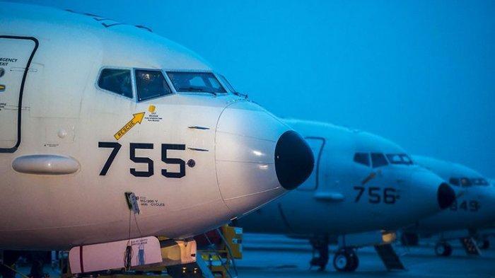 Cari KRI Nanggala-402, AS Turunkan Pesawat Anti Kapal Selam P-8 Poseidon , Ini Kecanggihannya