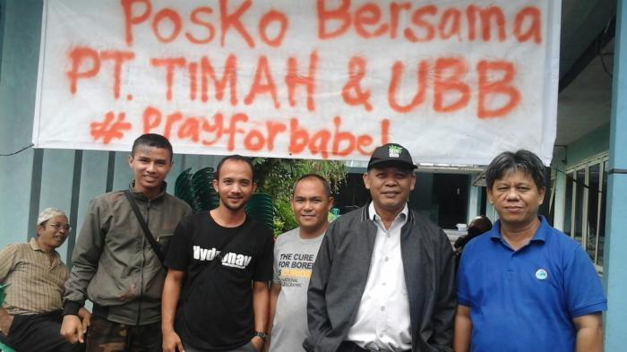 PT Timah (Persero) Tbk Peduli Bencana Banjir, Ini Nomor Yang Bisa Dihubungi