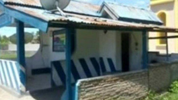 Lewati Pos Polisi Ini Sopir Harus Bayar Setoran, Sekarang Malah Dijadikan Tempat WC Umum