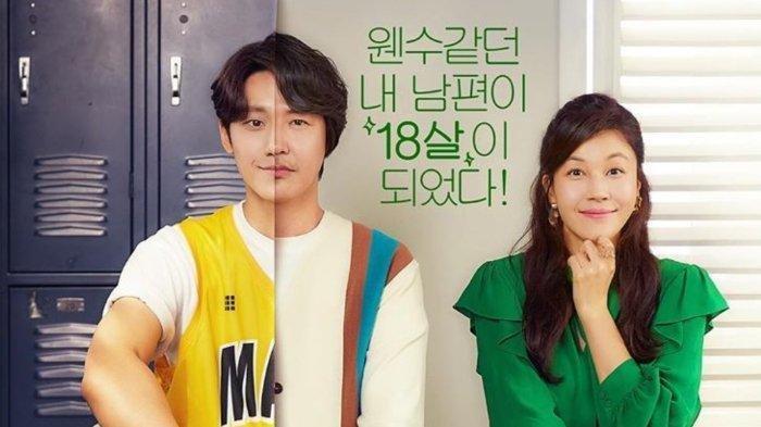 Nonton Film Korea 18 Again - Ketika Usia 37 Tahun Kembali ke Usia 18 Tahun