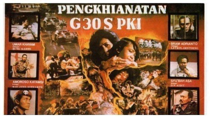 Terungkap, Selain Letjen Yunus Yosfiah, Ada 2 Tokoh Lain di Balik Penghentian Penayangan Film G30S