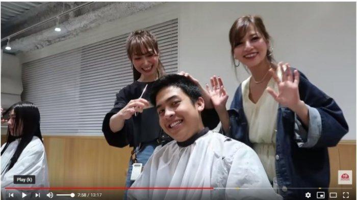 Pelajar Indonesia Ini Kaget Saat Pertama Kali Potong Rambut di Jepang, Segini Harganya