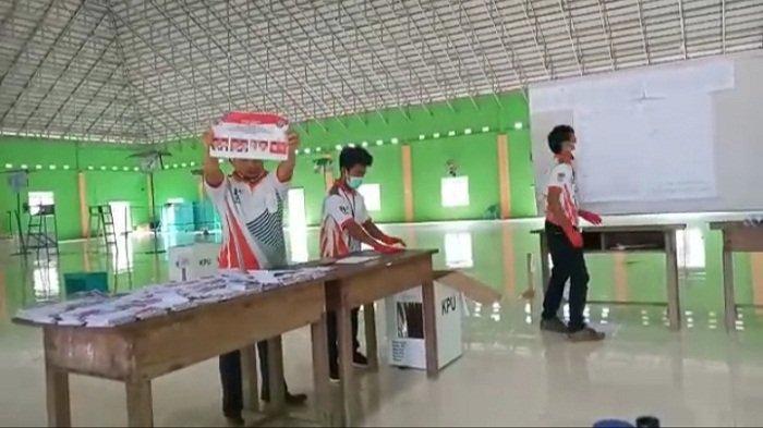 Hasil Pilkada Bangka Selatan 2020, Riza Herdavid dan Debby Unggul di TPS Tempat Riza Mencoblos