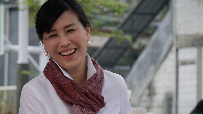 Intip Style Terbaru Veronica Tan Janda Ahok BTP Bersama Sahabatnya Istri Djarot Syaiful Hidayat