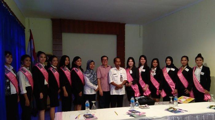 14 Finalis Rebut Gelar Putri Pariwisata Babel, Ikuti Karantina di Parai Beach Resort and Spa