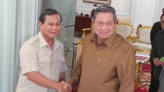 SBY Keberatan Soal Pernyataan Prabowo Terkait Sikap Politik Ani Yudhoyono