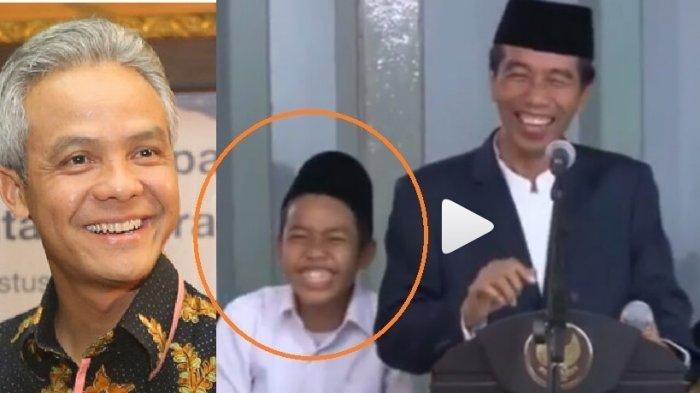 Jadi Kenyataan, Video Santri 'Ramal' Prabowo Jadi Menteri Jokowi Viral di IG, Facebook dan Twitter