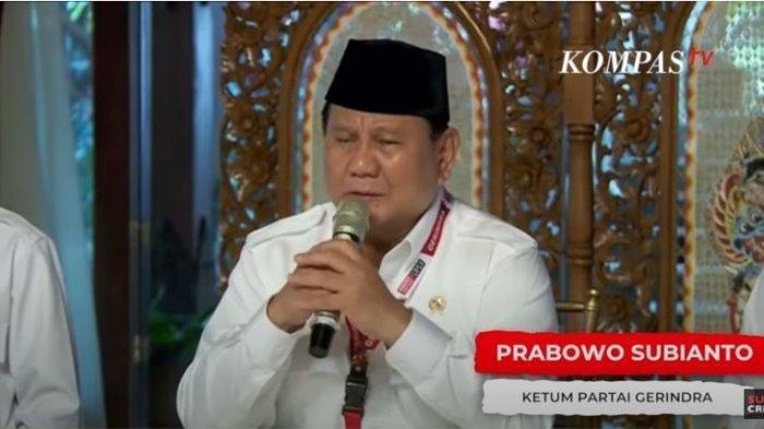 Prabowo Minta Waktu Setahun Pikir-pikir Maju Jadi Capres atau Tidak, Seluruh Kader Sudah Mendukung