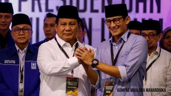 Prabowo-Sandi Akan Bawa Kasus Pilpres 2019 ke Mahkamah Internasional
