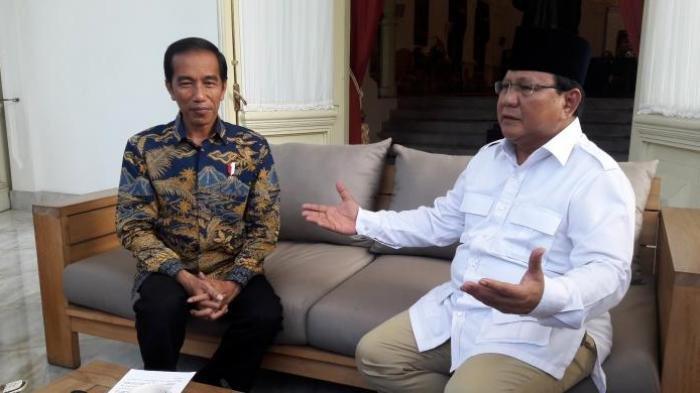 Nama-nama Berinisial A dan M Ini Bakal Jadi Cawapres Jokowi dan Prabowo