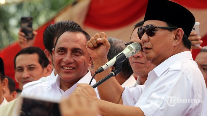 15 Nama Digodok Jadi Calon Pendamping Prabowo di Pilpres, Gatot, Anies dan Cak Imin Masuk Bursa
