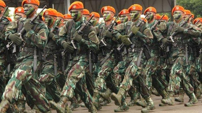 Keberadaannya Misterius, Inilah 3 Pasukan TNI yang Anggota dan Persenjataannya Dirahasiakan