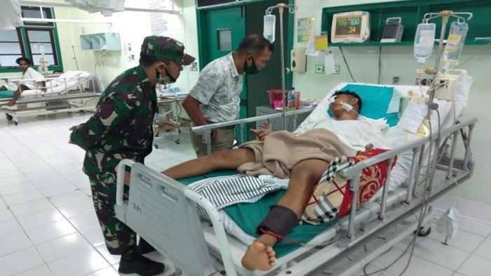 Prajurit TNI AD yang Gugur Ditembak Mati KKB Papua Tinggalkan 4 Anak Kecil