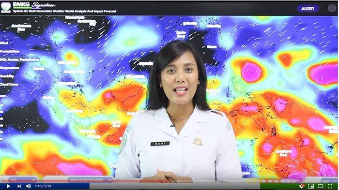 Cuaca Hari Ini Sebagian Wilayah Dilanda Cuaca Ekstrem Hujan Lebat Disertai Angin Kencang