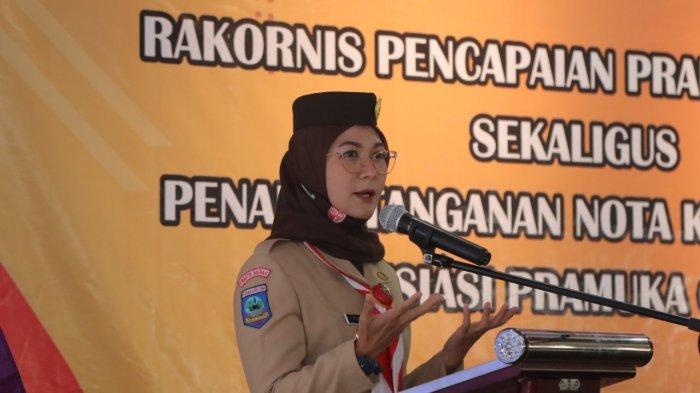 Kakwarda Melati Erzaldi Berharap Bangka Belitung Memiliki Pramuka Garuda