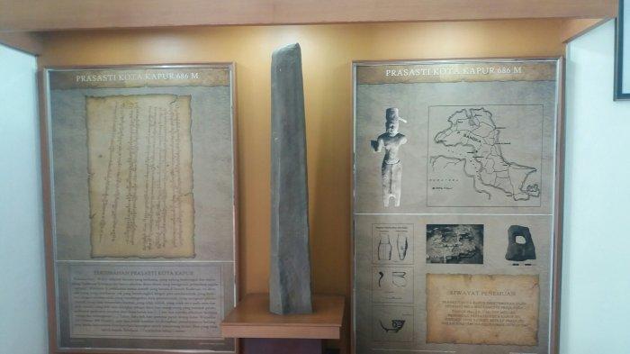Wiki Bangka : Riview Museum Timah Indonesia di Pangkalpinang - prasasti-kota-kapur.jpg