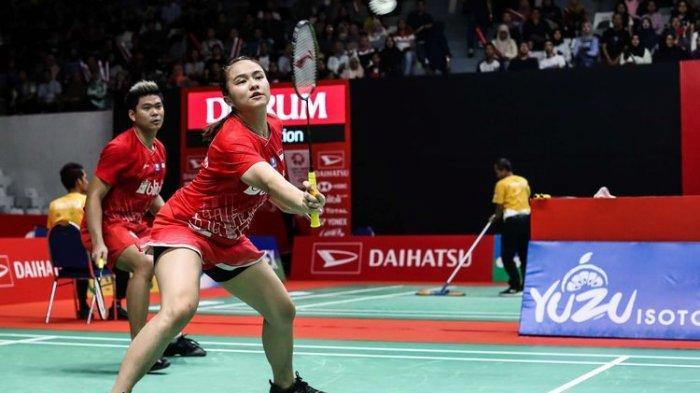 Praveen/Melati Takluk di Final Thailand Open, Wakil Tuan Rumah Juara