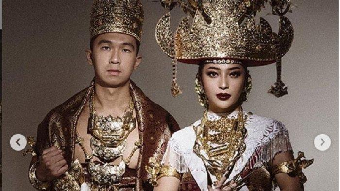 Nikita Willy dan Indra Priawan jalani foto prewedding.