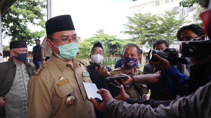 Gubernur Bangka Belitung Erzaldi Sampaikan Ucapan Belasungkawa dan Dukacita
