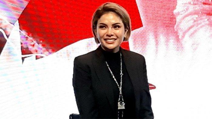 Presenter dan bintang film Nikita Mirzani