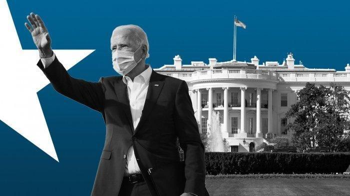 Baru Dilantik Jadi Presiden, Joe Biden Larang WNA dari 30 Negara Masuk AS, Ini Alasannya