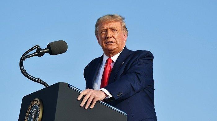 Trump Siap Serahkan Jabatan dan Sebut Gerakan Politiknya Baru Saja Dimulai, Ini Pidato Perpisahannya