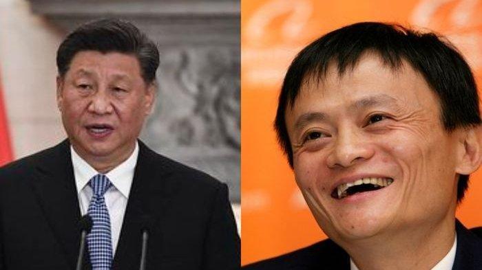 Jack Ma 'Menang', Sempat Berseteru Kini Malah Dapat Pujian Xi Jinping, Pahlawan Kemiskinan China