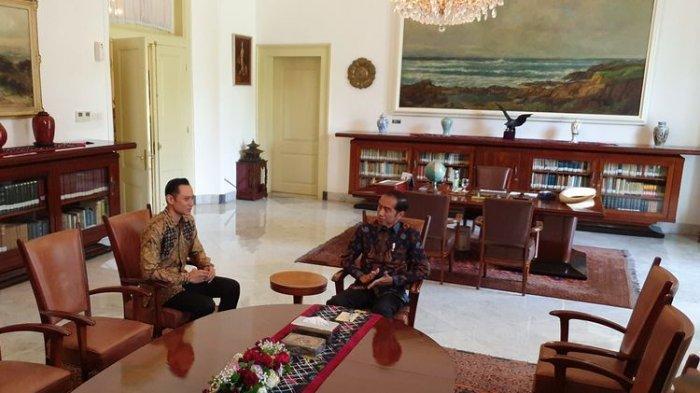 Jelang Penetapan Presiden dan Wakil Presiden Terpilih, AHY Berikan Doa pada Jokowi dan Ma'ruf Amin