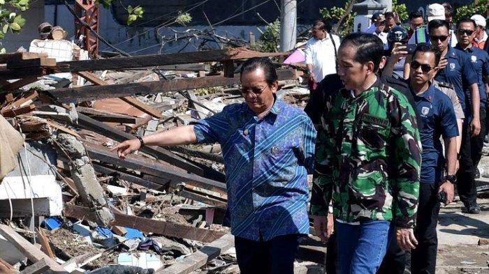 Ini Reaksi Kubu Jokowi Dikritik Lambat Tangani Gempa dan Tsunami Palu