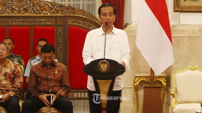 Jokowi Kini Dikelilingi Para Jenderal Usai Reshuffle Kabinet, Nomor 9 Pernah Jadi Calon Wapres