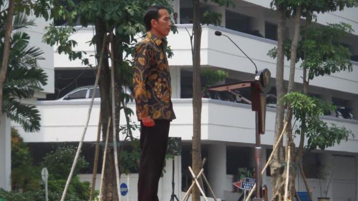 Inilah Jawaban Jokowi soal Siapa Aktor Politik di Balik Ricuh Unjuk Rasa 4 November