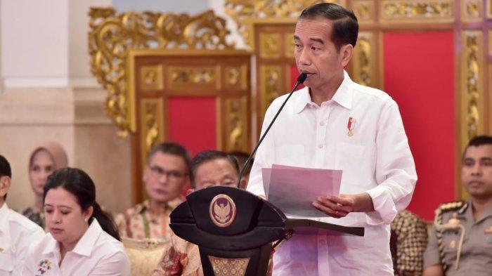 Jokowi Batal ke Belitung Karena Ada Demo Mahasiswa, Tak Mungkin Keluar Jakarta