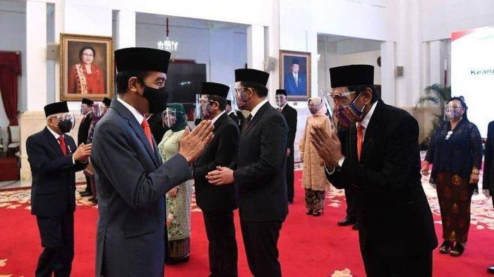 Presiden RI Lantik Sembilan Pimpinan Baru Ombudsman RI, Yozar Ajak Kawal Pelayanan Publik
