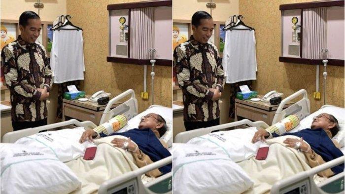 Kabar Duka, Presiden Ketiga RI Bacharuddin Jusuf Habibie Meninggal Dunia, Sempat Dirawat 44 Dokter
