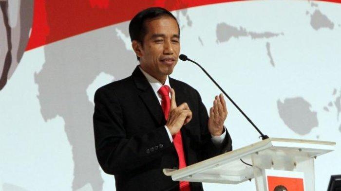 Presiden Jokowi: Langsung Ditembak Saja, Jangan Diberi Ampun