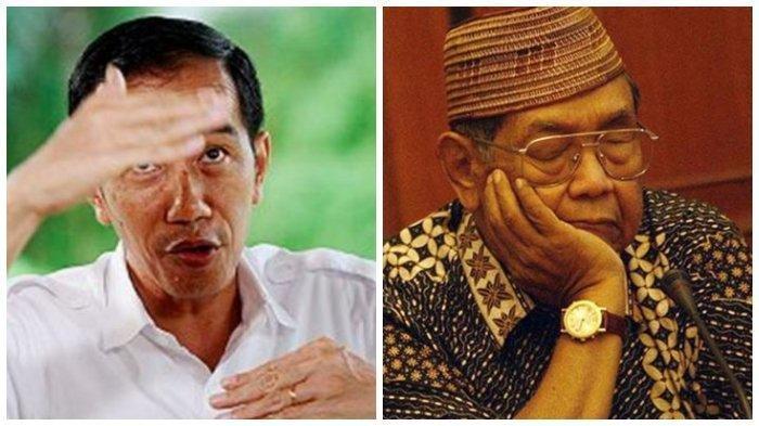 Ketua Umum Partai Nasdem Ingatkan Presiden Jokowi Bisa Senasib Gus Dur, Ini Penjelasan Surya Paloh