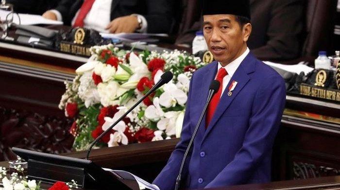 VIDEO LIVE STREAMING Presiden Joko Widodo Umumkan Lokasi Ibu Kota Baru