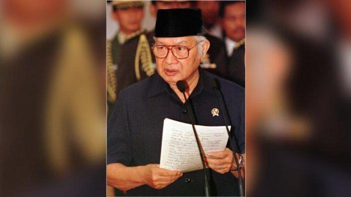 25 Tahun Lalu Soeharto Ramal Nasib Indonesia di Abad 21, Pengamat : Ramalan Soeharto Benar