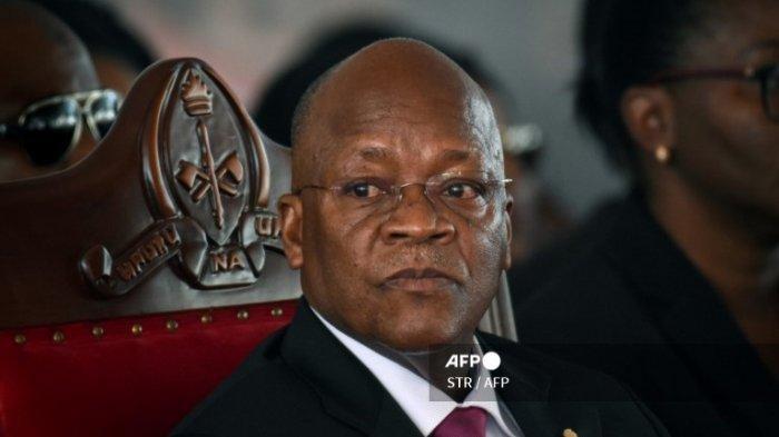 Presiden Tanzania Meninggal Kena Covid-19, Tak Percaya Corona, Diobati Cuma dengan Cara Berdoa