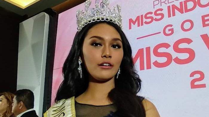 Krisdayanti Dukung Miss Indonesia 2019 Princess Megonondo Jadi Miss World 2019, Gegara Ini