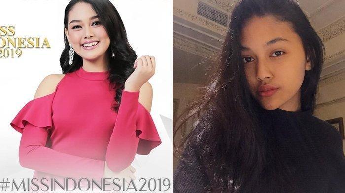 Sederet Fakta Princess Mikhaelia Audrey Megonondo, Pemenang Miss Indonesia 2019, Intip Potretnya ini