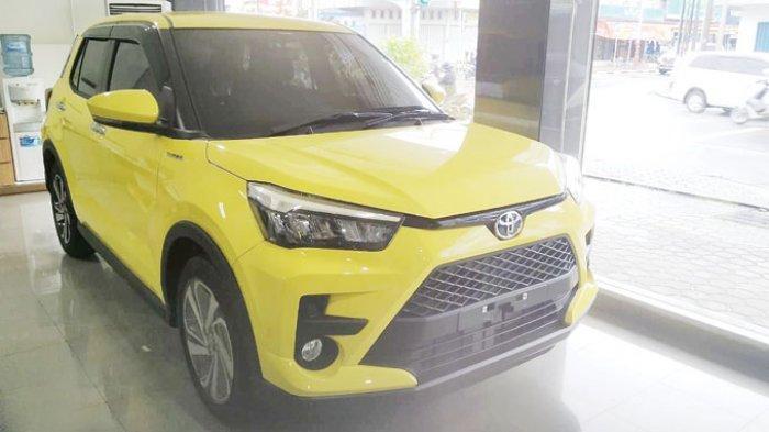 Toyota Hadirkan Raize Tipe GR Sport Dengan Fitur Keamanan Lebih Lengkap
